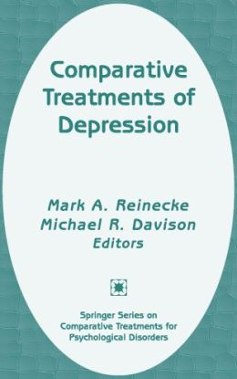 Comparative Treatments of Depression