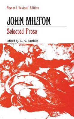 John Milton: Selected Prose