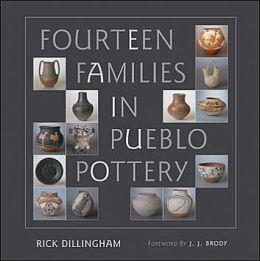 Fourteen Families in Pueblo Pottery