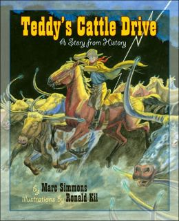 Teddy's Cattle Drive: A Story from History