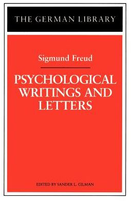 Psychological Writings And Letters