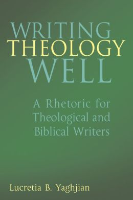 Writing Theology Well