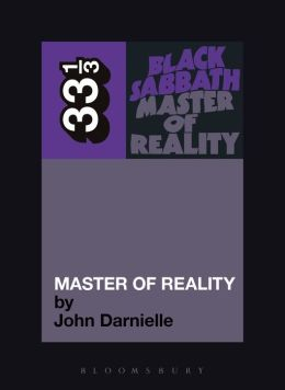 Black Sabbath's Master of Reality