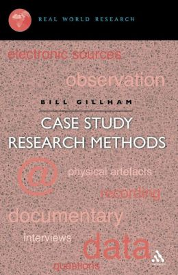 case study research methods gillham Buy case study research methods from dymocks online bookstore find latest reader reviews and much more at dymocks.