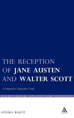 Reception Of Jane Austen And Walter Scott