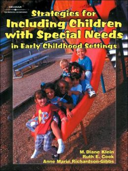 Strategies for Including Children with Special Needs in Early Childhood Settings
