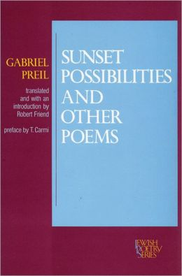 Sunset Possibilities and Other Poems