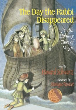 The Day The Rabbi Disappeared