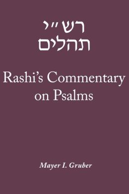 Rashi's Commentary on Psalms