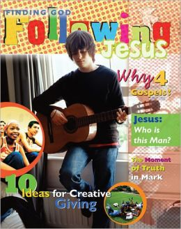 Following Jesus: Grade 7 Young People's Book