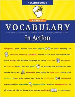 Vocabulary in Action Level F