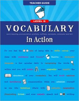 Vocabulary in Action Level G