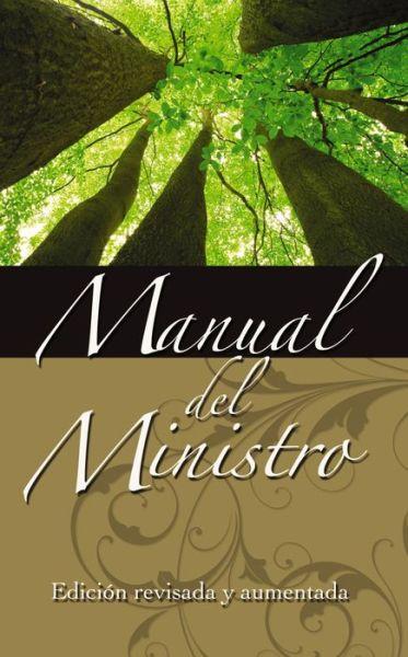 Manual del ministro edicion revisada y aumentada, tapa dura, negro