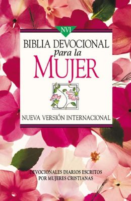 NVI Biblia Devocional para las Mujer: Nueva Version Internacional (Women's Devotional Bible)