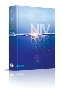 RVR 1960/NIV Biblia bilingue, tapa dura