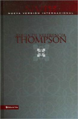 NVI Biblia de Referencia Thompson, Tapa Dura