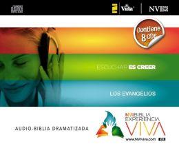 Experiencia Viva, Los Evangelios CD