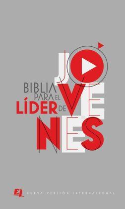 NVI Biblia para el lider de jovenes