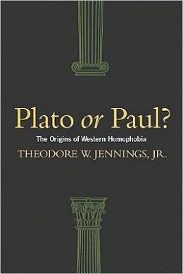 Plato or Paul?: The Origins of Western Homophobia
