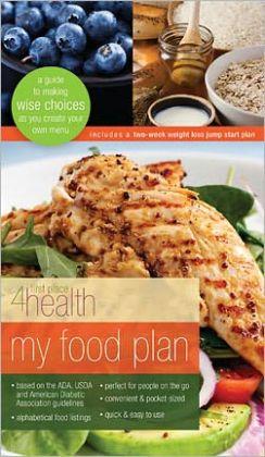 My Food Plan