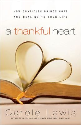 A Thankful Heart (recover/reprint)
