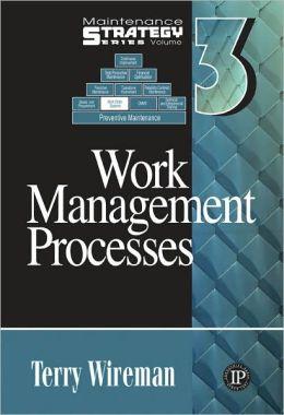 Maintenance Work Management Processes