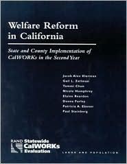 Welfare Reform in California: State and County Implementation of CalWORKs in the Second Year