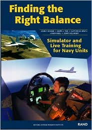 Finding the Right Balance: Simulator and Live Training for Navy Units