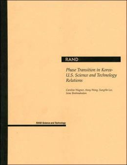 Phase Transition in Korea - U. S. Science and Technology Relations