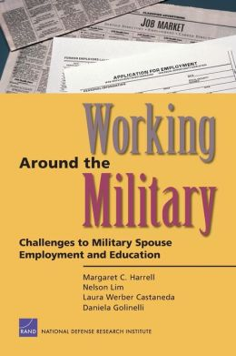 Working Around the Military: Challenges to Military Spouse Employment and Education