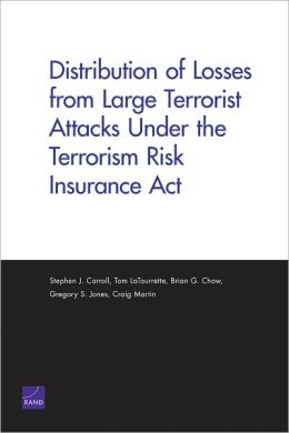 Distribution of Losses From Large Terrorist Attacks Under the Terrorism Risk Insurance Act