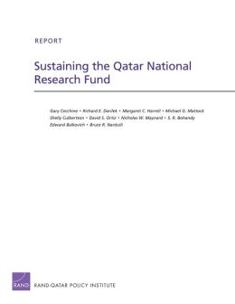 Sustaining the Qatar National Research Fund