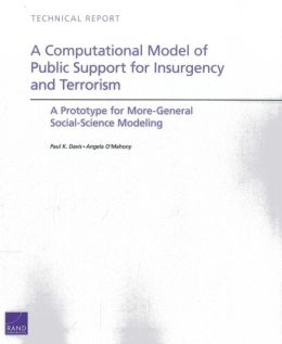 A Computational Model of Public Support for Insurgency and Terrorism: A Prototype for More-General Social-Science Modeling