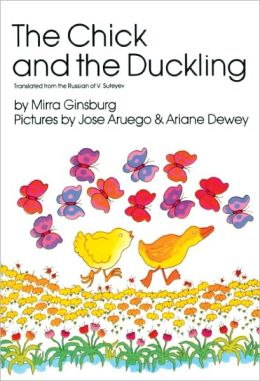 The Chick And The Duckling (Turtleback School & Library Binding Edition)