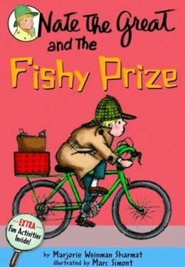Nate the Great and the Fishy Prize (Turtleback School & Library Binding Edition)