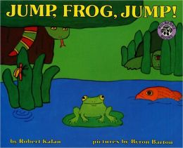 Jump, Frog, Jump! (Turtleback School & Library Binding Edition)