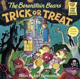 The Berenstain Bears Trick or Treat (Turtleback School & Library Binding Edition)