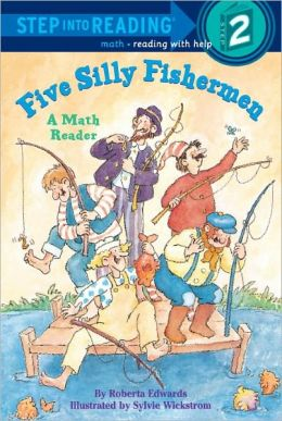 Five Silly Fishermen (Turtleback School & Library Binding Edition)