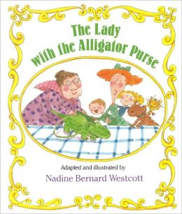 The Lady with the Alligator Purse (Turtleback School & Library Binding Edition)