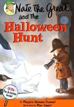Nate the Great and the Halloween Hunt (Turtleback School & Library Binding Edition)
