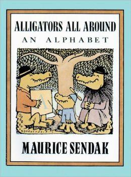 Alligators All Around: An Alphabet (Turtleback School & Library Binding Edition)