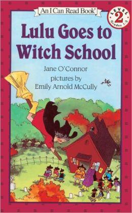 Lulu Goes To Witch School (Turtleback School & Library Binding Edition)