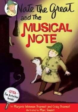 Nate the Great and the Musical Note (Turtleback School & Library Binding Edition)