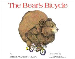 The Bear's Bicycle (Turtleback School & Library Binding Edition)