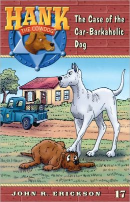 The Case Of The Car-Barkaholic Dog (Turtleback School & Library Binding Edition)