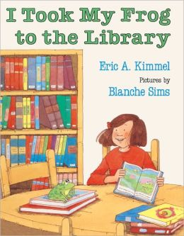 I Took My Frog To The Library (Turtleback School & Library Binding Edition)