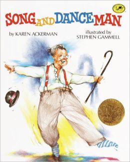 Song And Dance Man (Turtleback School & Library Binding Edition)