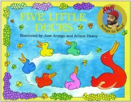 Five Little Ducks (Turtleback School & Library Binding Edition)