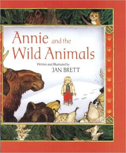 Annie And The Wild Animals (Turtleback School & Library Binding Edition)