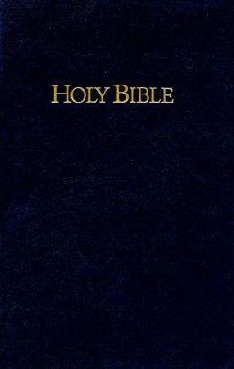 Boldtext Pew Bible: King James Version